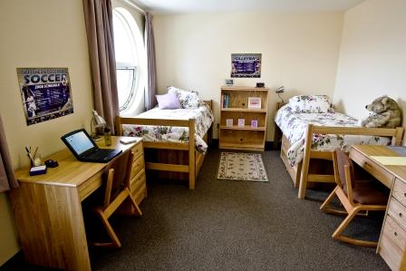 North Hall Double-Double Room