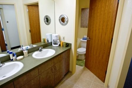 South Hall bathroom